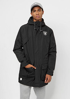 New Era Parka NFL Oakland Raiders Tech Series black
