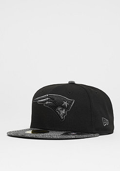 New Era 59Fifty NFL England Patriots black/graphite