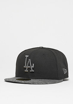 New Era 59Fifty NFL Los Angeles Dodgers black/graphite