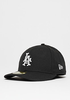 New Era 59Fifty Low Profile MLB Los Angeles Dodgers black