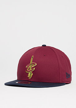 New Era 9Fifty NBA Cleveland Cavaliers offical