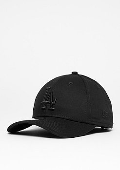 New Era 39Thirty MLB Los Angeles Dodgers black/black
