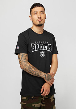 New Era Tech Series NFL Oakland Raiders Black