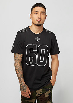 Number Classic Oakland Raiders black