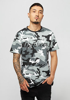 New Era Team App Tee MLB New York Yankees urban camo