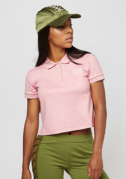 Fenty by Rihanna Baby Polo Cropped crystal rose