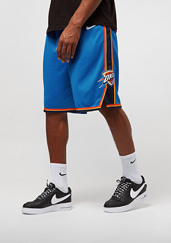 NIKE Short NBA Oakland Thunder signal blue/college navy