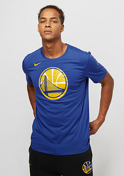 NIKE ES Logo NBA Golden State Warriors rush blue