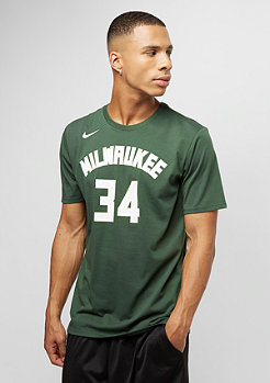 NIKE T-Shirt NBA Milwaukee Bucks Antetokounmpo