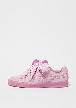 Suede Heart Reset prism pink/prism pink