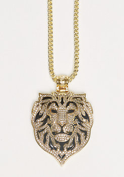 Kette Phantom Lion gold