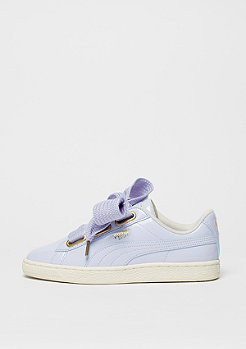 Puma Schuh Basket Heart Patent SMU halogen blue/whisper white/gold
