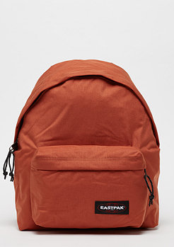Padded Pakr teracotta red