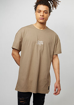Sixth June Oversized Logo sand