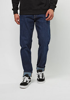 Jeans-Hose Stretch Denim dark blue
