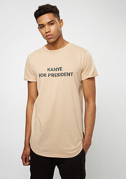 Kanye for President sand
