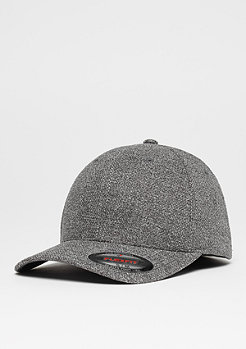 Flexfit Melange Cap dark grey heather