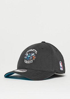 Mitchell & Ness Flexfit 110 Low Pro NBA Charlotte Hornets black