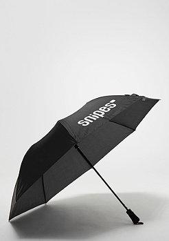 SNIPES Basic Logo Umbrella 2.0 black