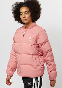 adidas SST Down Jacket raw pink
