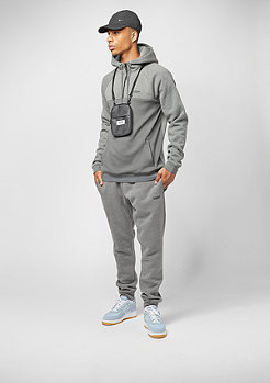 SNIPES Basic Logo Sweat Suit heather grey
