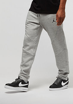 JORDAN Wings Fleece Pant dark grey heather/black