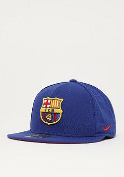 NIKE True Core FC Barcelona FCB deep royal blue/noble red