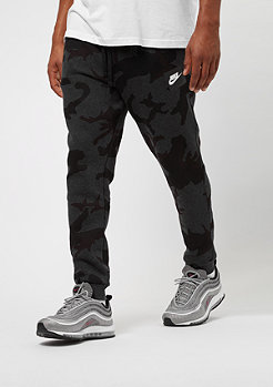 NIKE Jogger CF AOP FLC Club black heather