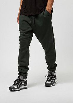 NIKE Pant Hybrid FLC outdoor green/black