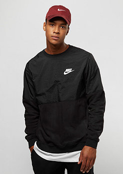 NIKE FLC Winter black/white