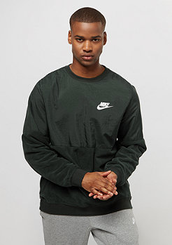 NIKE FLC Winter outdoor green/white