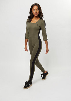 Puma T7 Jumpsuit olive night