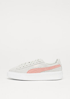 Puma Suede Platform SD white coral cloud