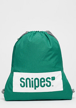SNIPES Box Logo evergreen