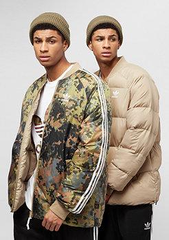 adidas SST Winter Jacket camo