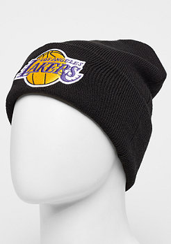 Mitchell & Ness Team Logo Cuff HWC Los Angeles Lakers black