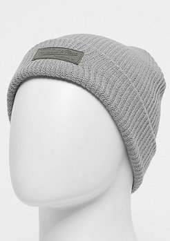 Mitchell & Ness Leather Patch Campus Cuff grey/charcoal