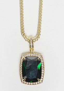 Crown Julz green emerald