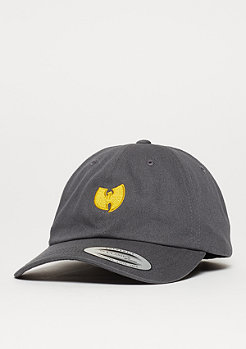 Baseball-Cap Logo Dad Cap dark grey