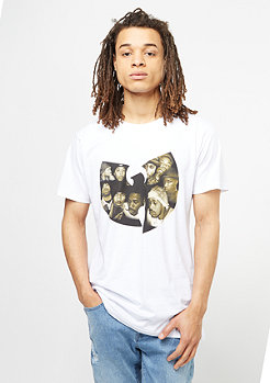 Wu-Wear T-Shirt Crew white
