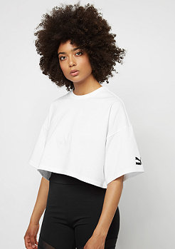Xtreme Cropped Top white