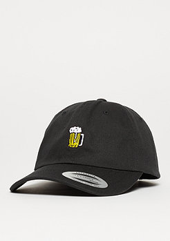 Baseball-Cap Beer Dad black