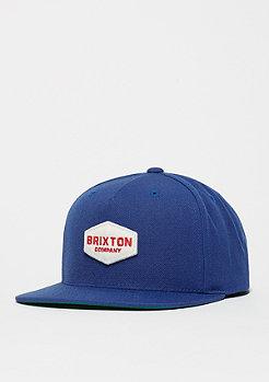 Brixton Obtuse dark royal