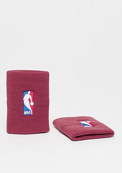 NIKE Wristbands NBA team red/team red