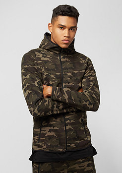 Urban Classics Interlock wood camo