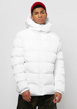 Urban Classics Hooded Puffer white