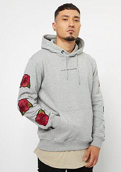 Criminal Damage Hood Rosa grey/multi