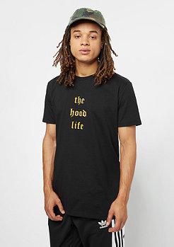 Criminal Damage Hood Life black/multi