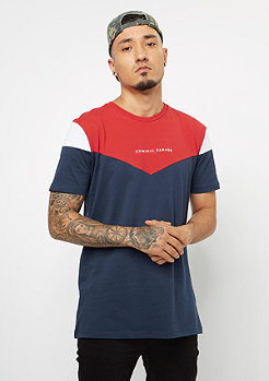 Retro red/navy