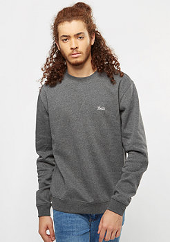 Brixton Potrero Fleece charcoal heather